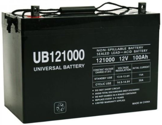 AGM-100ah-battery