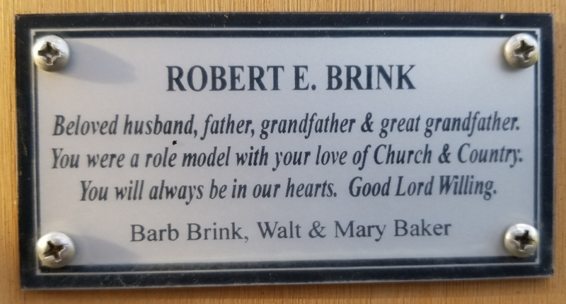 Robert Brink